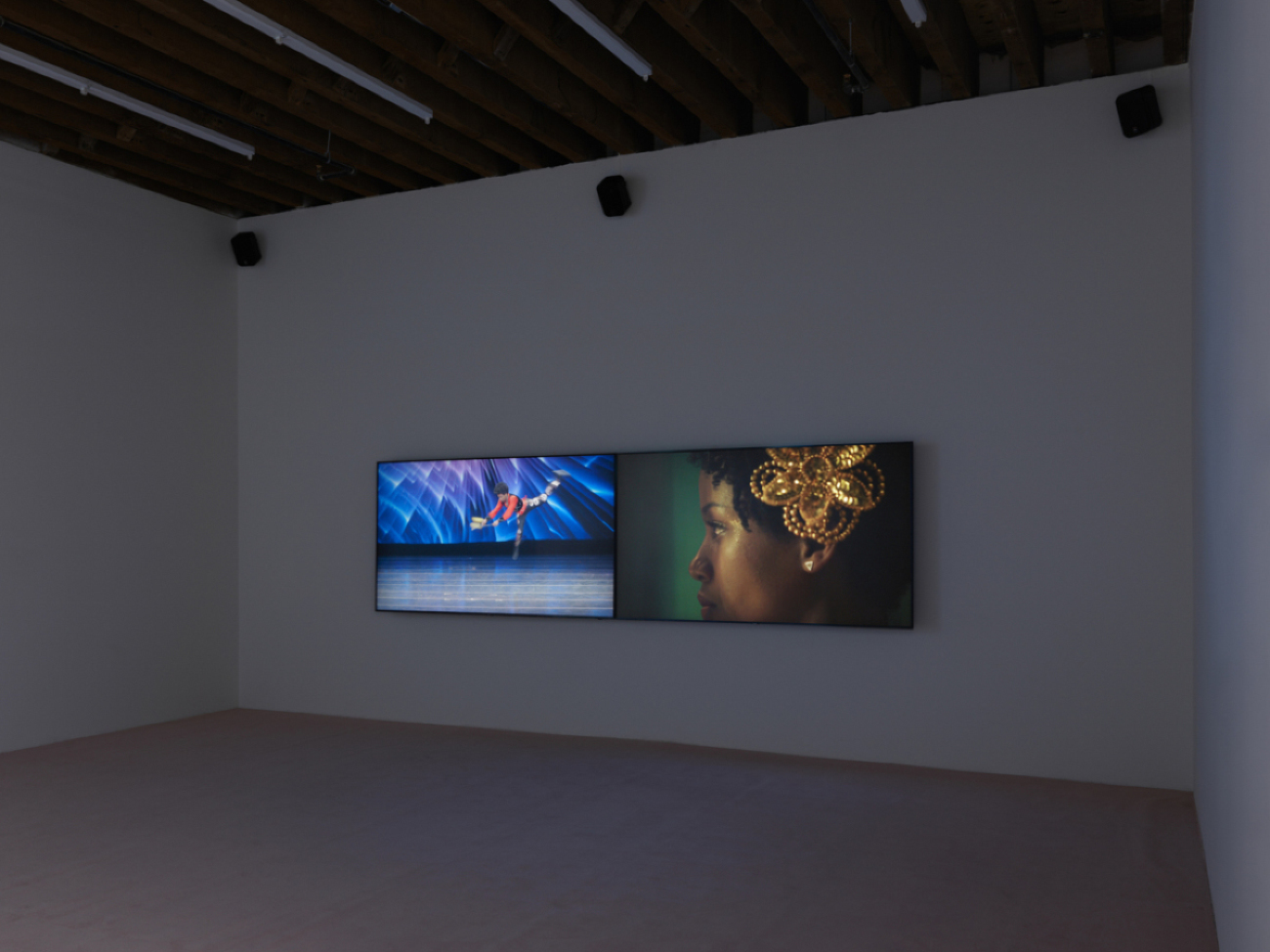 HE XIANGYU Terminal 3, 2016-2019 2-channel HD Video, color, 5.1 surround sound, mixed media 35'35'' minutes