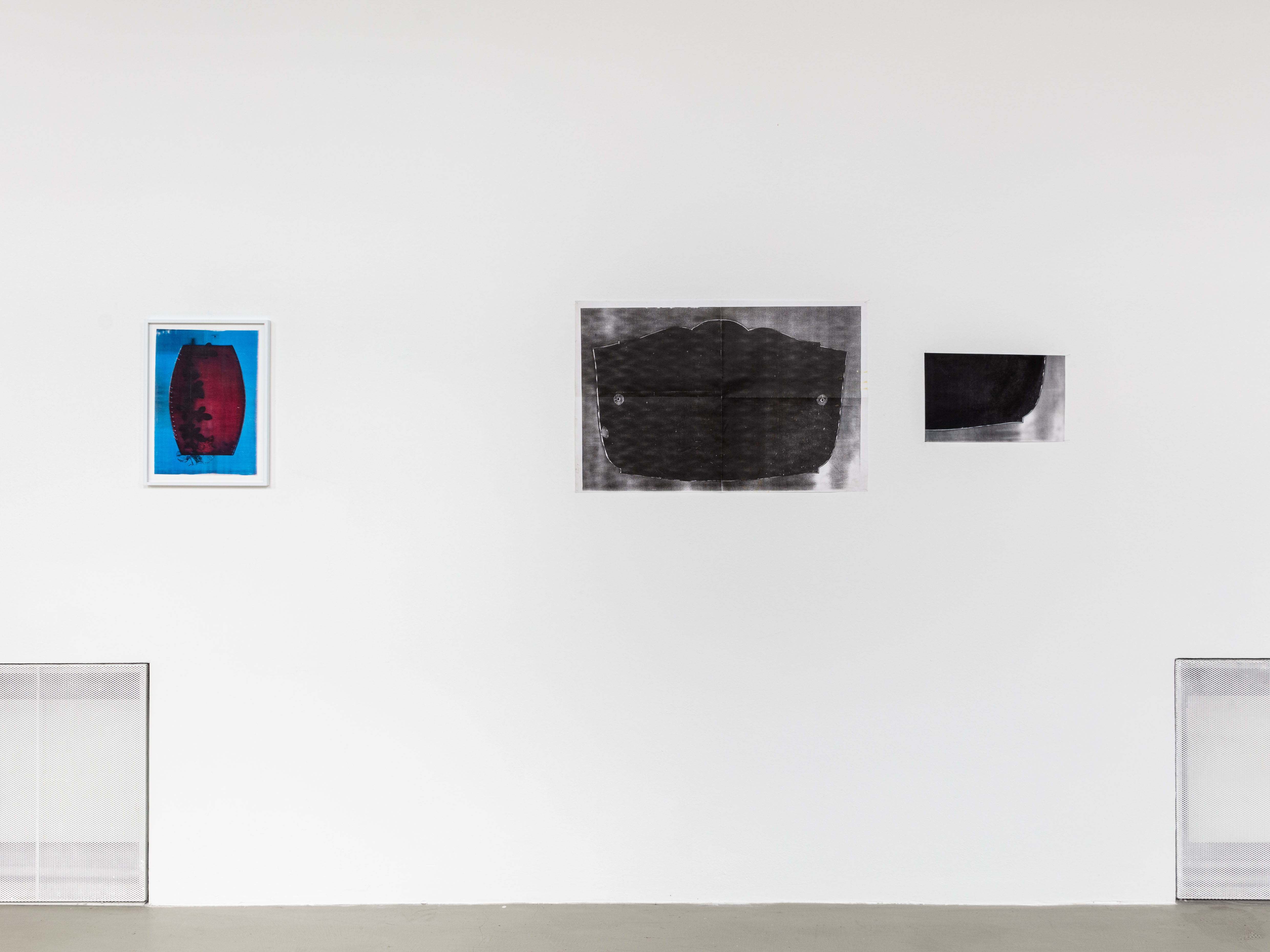 Pati Hill, Something other than either at Kunstverein München, 07.03.2020–16.08.2020