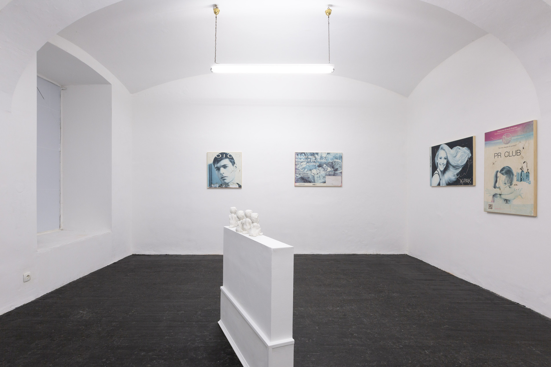 Yours to Discover, Installation View.