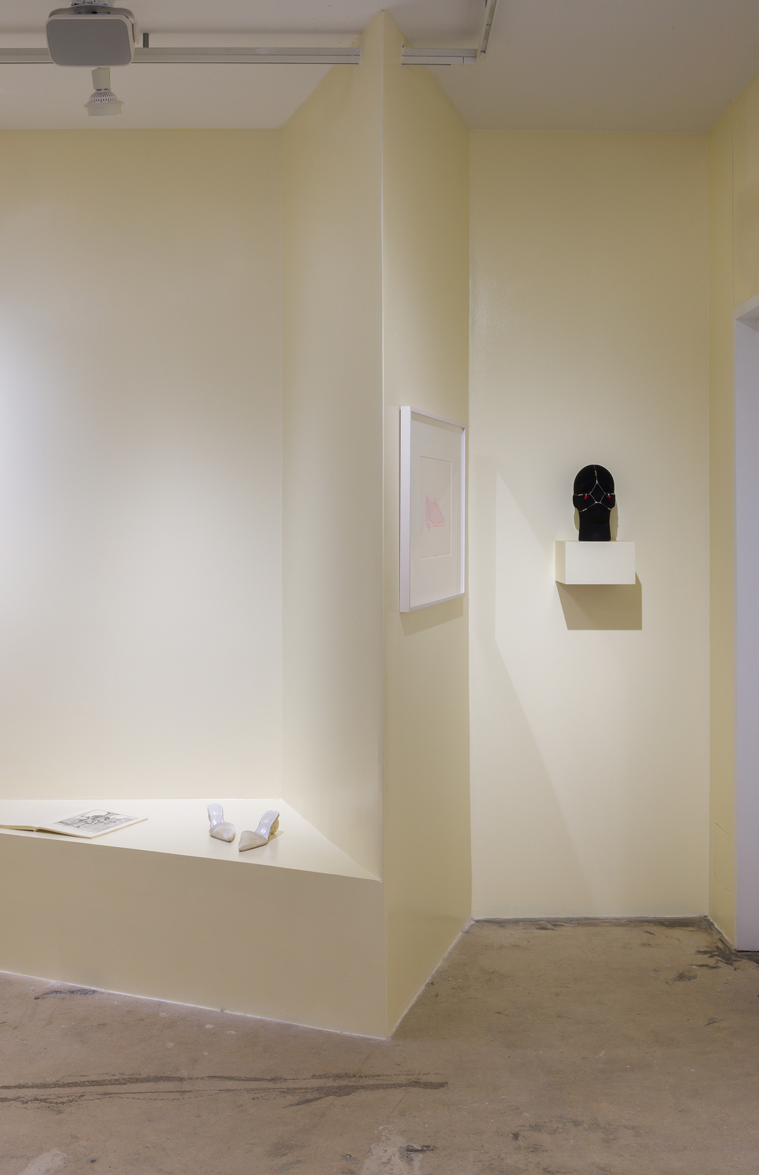 life and limbs, installation view.