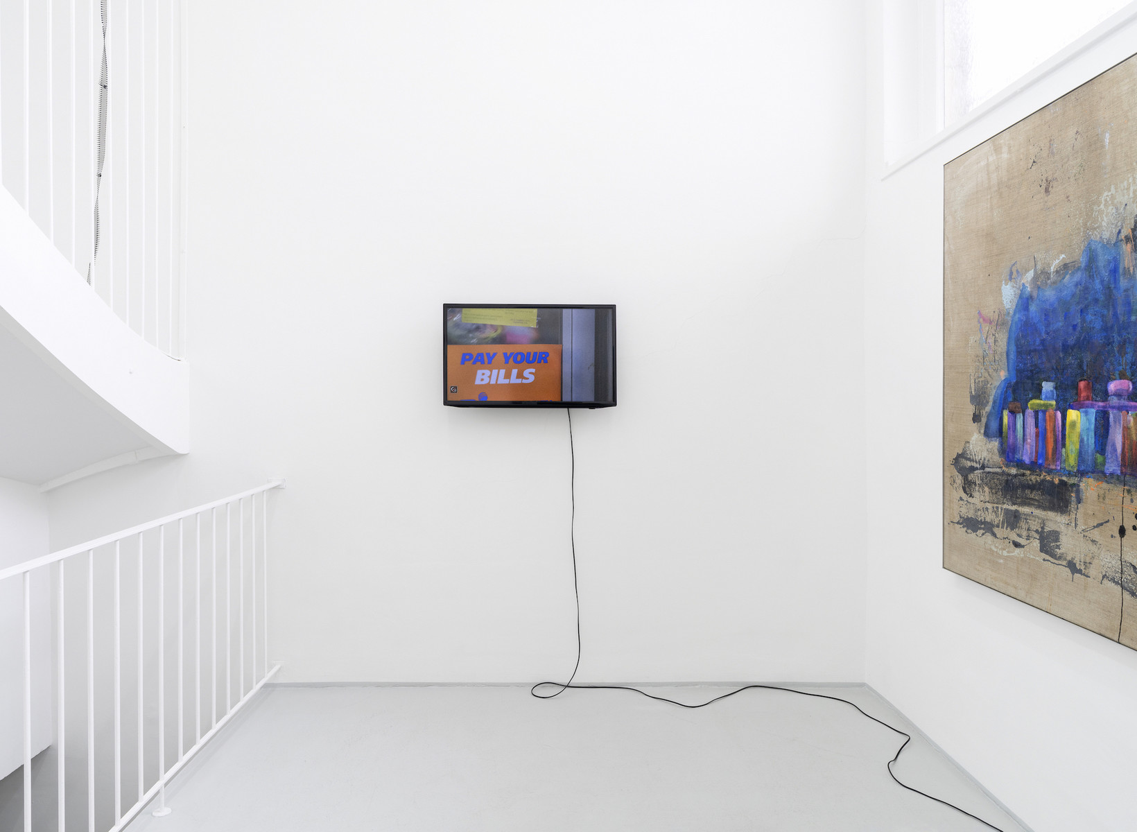 Outside Within, Installation View.