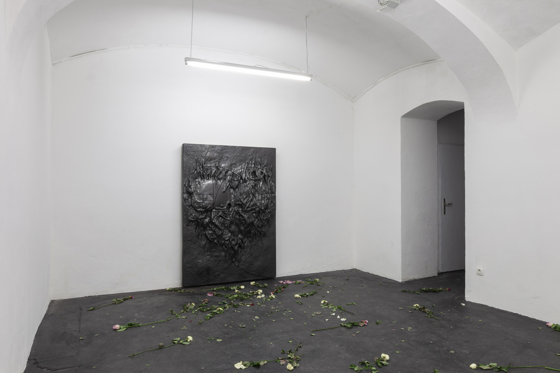 Julian Jakob Kneer, EVER AFTER, Shore Gallery, Vienna.