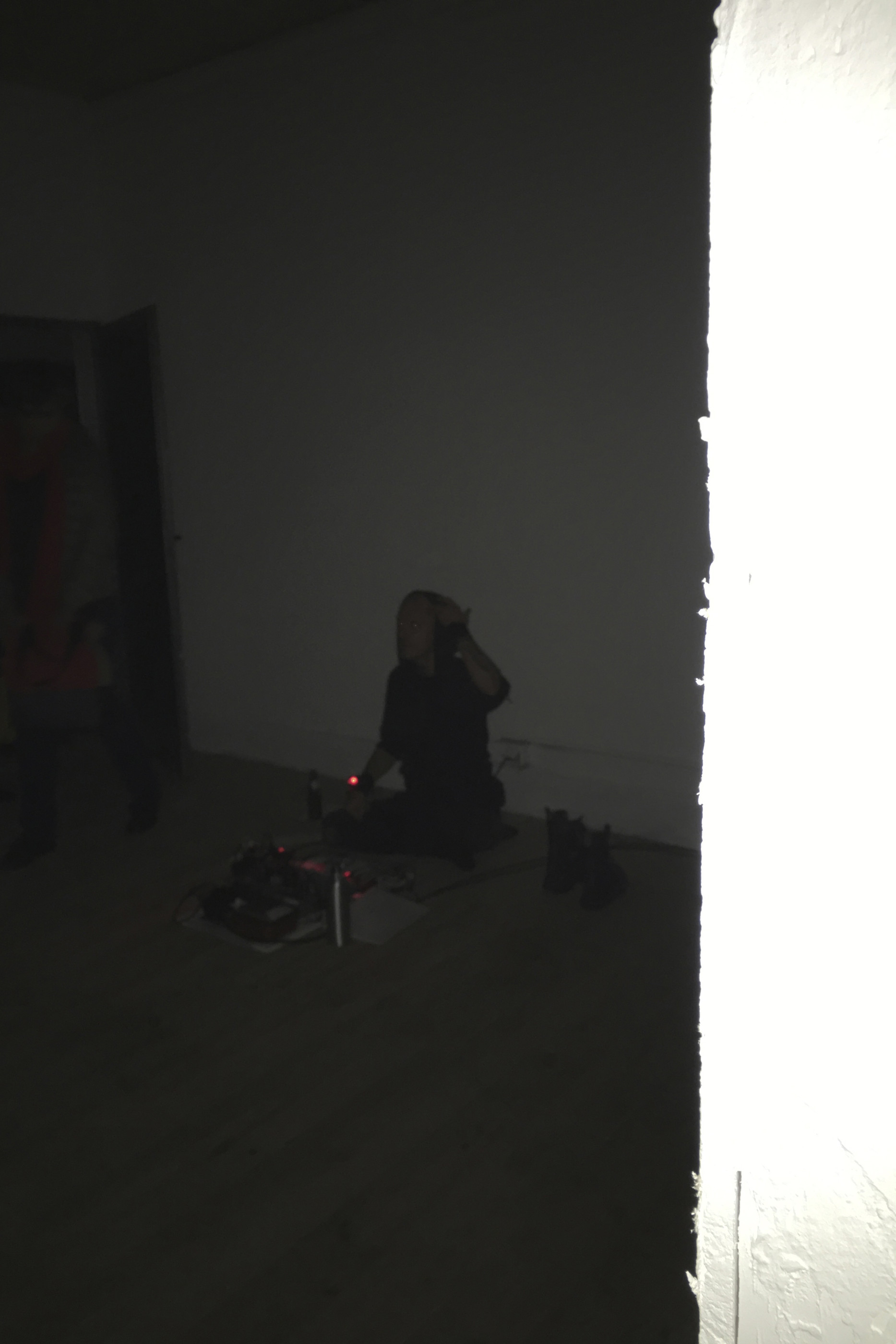 Dave Phillips, Field Recordings, 2001/18, LIve Set - 25.10.19